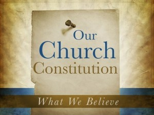 Church-Constitution